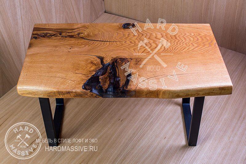 Стол журнальный из массива дерева своими руками 97