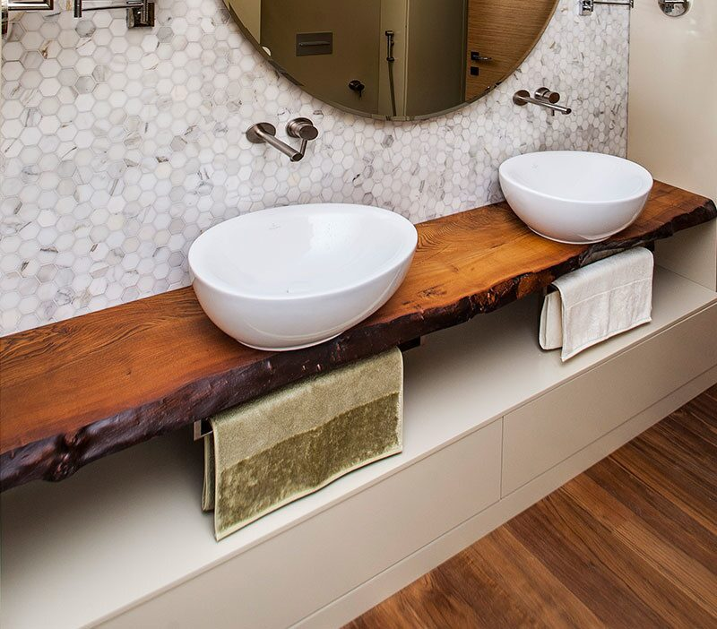 Столешница из дерева для раковины столешница барная дсп германия