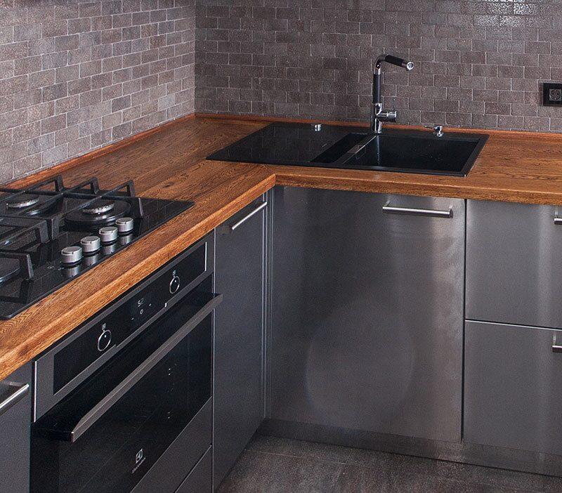 Кухонная столешница заказ ракушки столешница
