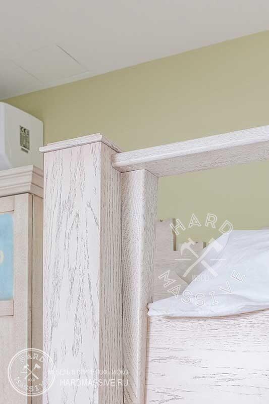 Детская кровать на заказ по индивидуальным размерам