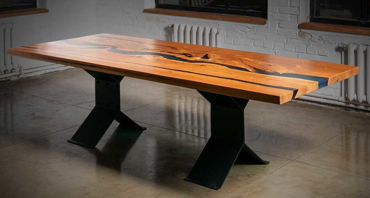 столы ручной работы в наличии